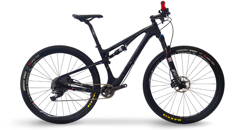 Volcan Stealth FS XT