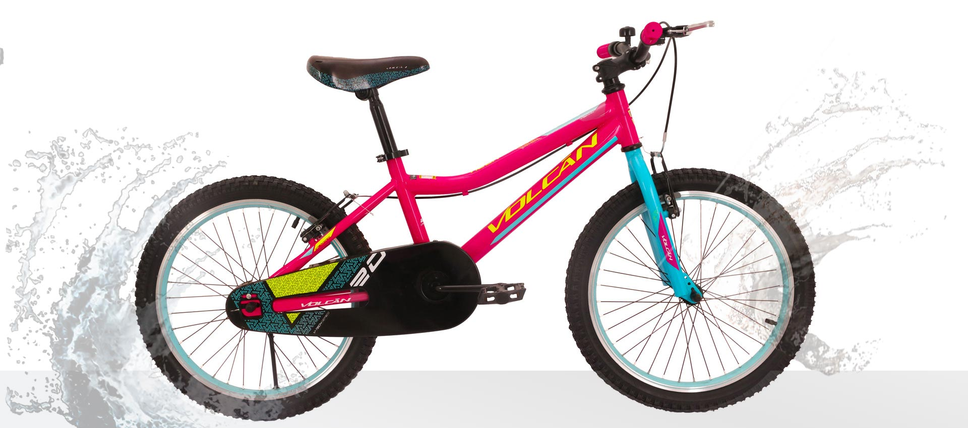 Volcan Mountain Bikes - Neon Girls 20